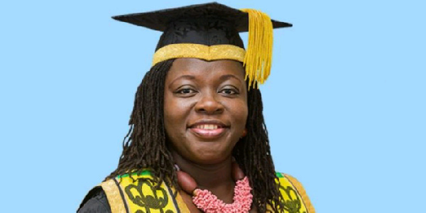 \'You've my support\' – Akufo-Addo to first female Vice Chancellor of University of Ghana