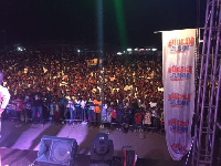 Thousands thronged the Homowo festival
