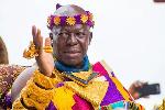 Otumfuo Nana Osei Tutu II, the overlord of the Ashanti Kingdom