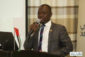 Head of Dubai Chamber-Ghana Office, Cyril Darkwa