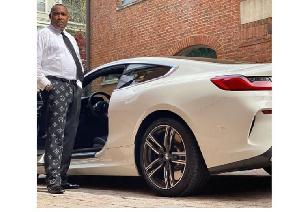 Millionaire entrepreneur and wealth management expert James Hunt. Photo: Instagram