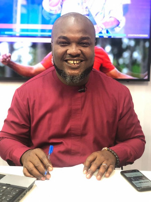 Yaw Sakyi Afari is a Ghanaian broadcaster and Sports Events Manager