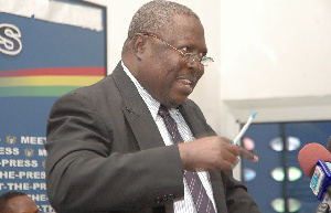 Former Special Prosecutor Martin Amidu