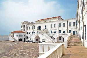 Old Castle Ghana