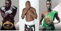 Game Boy, Bukom Banku and Richard Commey