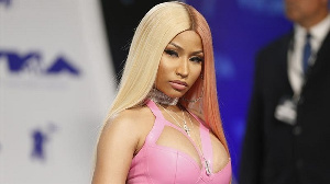 This will be Nicki Minaj's first child.