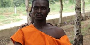 18-year-old Samuel Kofi Tuffuor