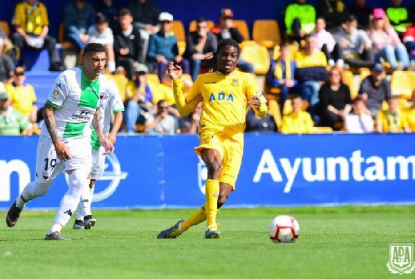 Richard Boateng on target as Real Oviedo beat Alcorcon
