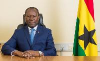 COCOBOD CEO, Joseph Boahen Aidoo