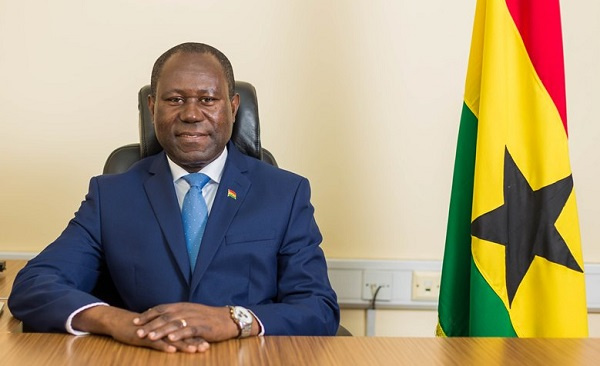 COCOBOD Boss receives highest distinguished national award from Ivorian President