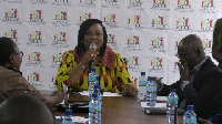 Josephine Nkrumah, Chairman of the National Commission for Civic Education (NCCE)