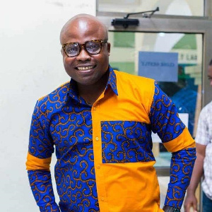 Evans Edem Hokey has won Ghana's Youth Presidency