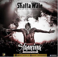 Stamina cover art by Shatta Wale