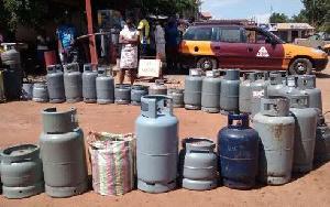 Gas Shortage LPG