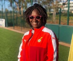 Kotoko board member Evelyn Nsiah-Asare