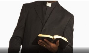Pastor Holds Bible9
