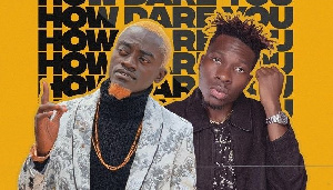 Lil Win and Article Wan collectively bring the Dancehall vibe on