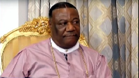 Archbishop Nicholas Duncan-Williams, Founder and General Overseer of the Christian Action Faith Mini