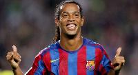 Ex-Barcelona and Brazil star Ronaldinho