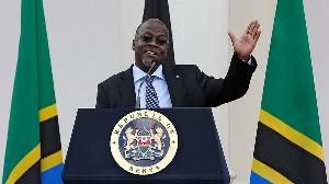 President John Magufuli says the country is virus-free
