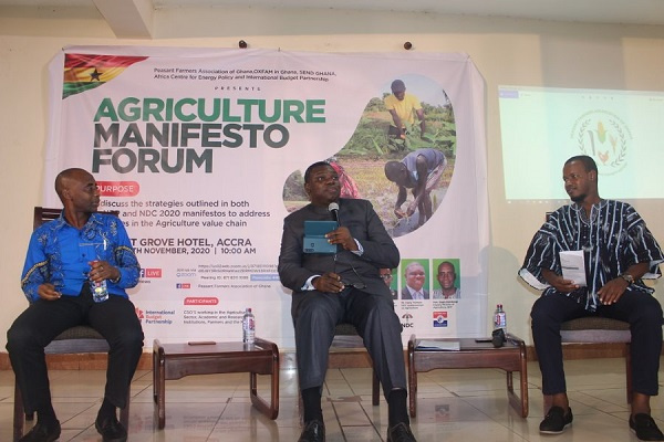 Stakeholders call for value addition policies for peasant farmers