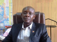 Director General at Ghana Broadcasting Corporation(GBC), Dr. Kwame Akuffo Anoff-Ntow