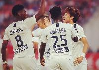 Enock Kwateng made his Bordeaux debut on Saturday