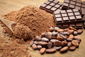 Ivory Coast and Ghana account for almost 60% of world supplies for cocoa beans