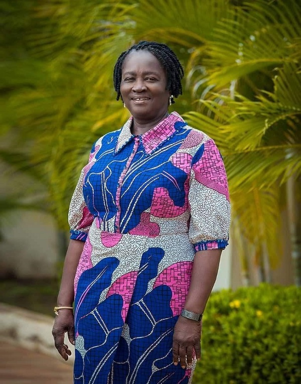 My mum's track record speaks for her – Naana Opoku-Agyemang's son