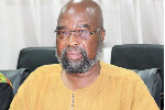 Henry Lartey is the presidential candidate of the Great Consolidated Popular Party (GCPP)