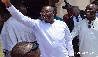 Vice President Bawumia celebrates his 55th birthday