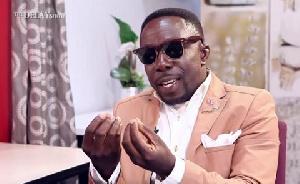 Mr Beautiful, Ghanaian comic actor