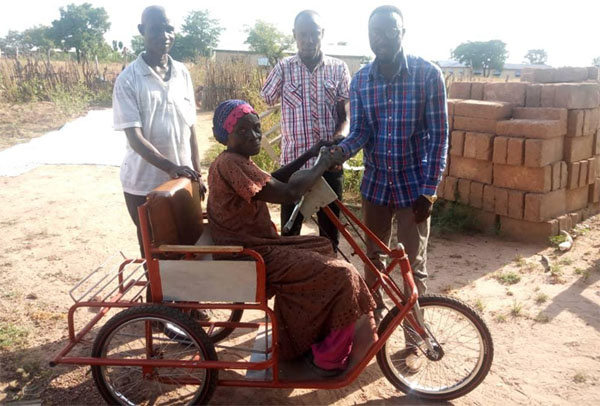 60-year-old disabled farmer gets support after DGN Online's report