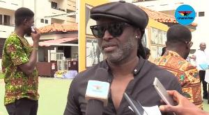 Ghanaian musician Reggie Rockstone