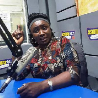 Former Deputy Minister of Food and Agriculture, Dr. Hannah Louisa Bissiw,