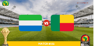 AFCON 2021 qualification match between Sierra Leone and Benin has been postpone