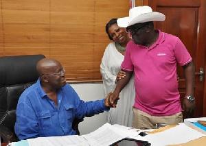 Sir John Afriyie Akufo Addo