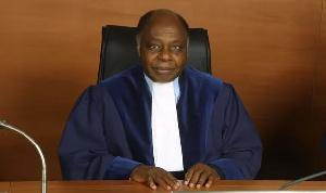 The late Dr. Thomas Aboagye Mensah