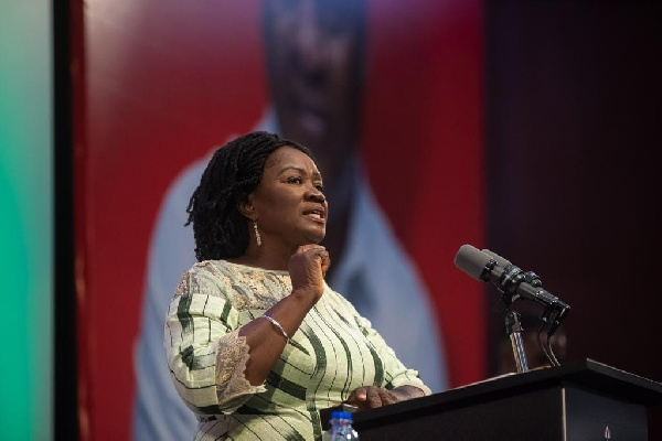 NDC will complete all abandoned Mahama projects in Central Region – Naana Jane