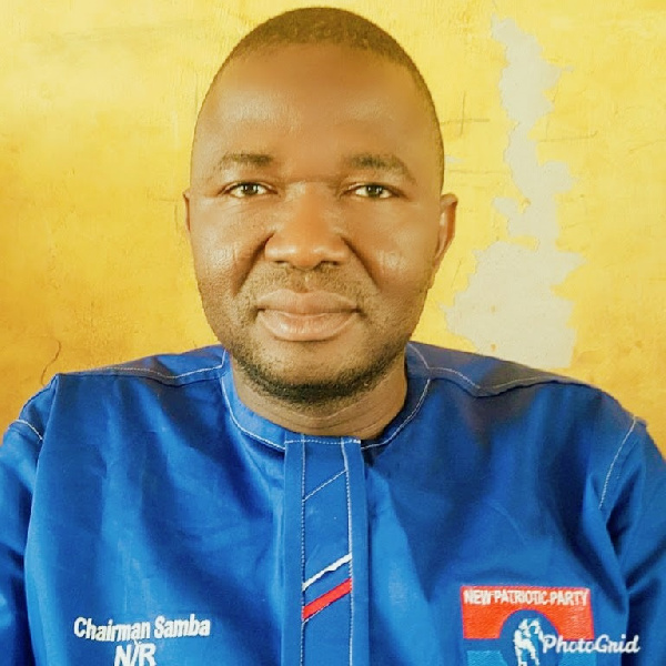 Chairman Samba leadership is solid, unparallel and surpass all – NPP Scribe