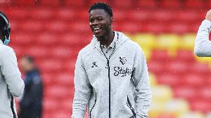 Kwadwo Baah is a German youth international of Ghanaian descent
