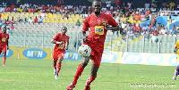 Former Kumasi Asante Kotoko striker, Seidu Bancey
