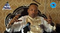 Founder and Leader of Alive Chapel International, Bishop Elisha Salifu Amoako