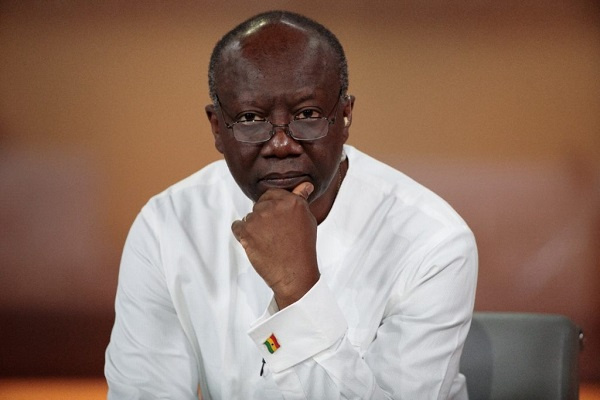 Finance Minister to justify GH¢10bn support from BoG in Parliament