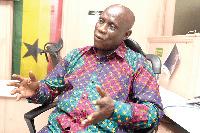 Nana Obiri Boahen, the Deputy General Secretary of the New Patriotic Party