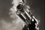 Armed robbers shoot mobile money vendor in the face for refusing to hand over cash