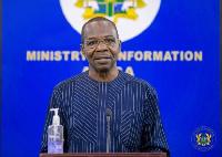 President of Ghana Journalists Association (GJA) Affail Monney