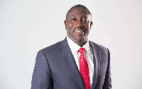 Chief Executive Officer of Consolidated Bank Ghana Limited (CBG), Daniel Wilson Addo
