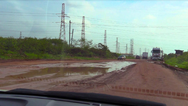 CBOD calls on gov\'t to fix deplorable road network in petroleum management and storage area in Tema