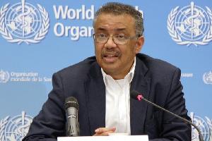 Tedros Adhanom Ghebreyesus, Director-General of the World Health Organization (WHO)